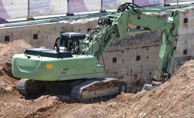 Nuisances sonores des engins de démolition et de construction